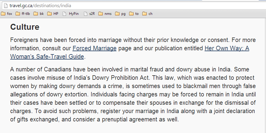 Canada-govt-travel-advisory-india-marriage-forced-fraud