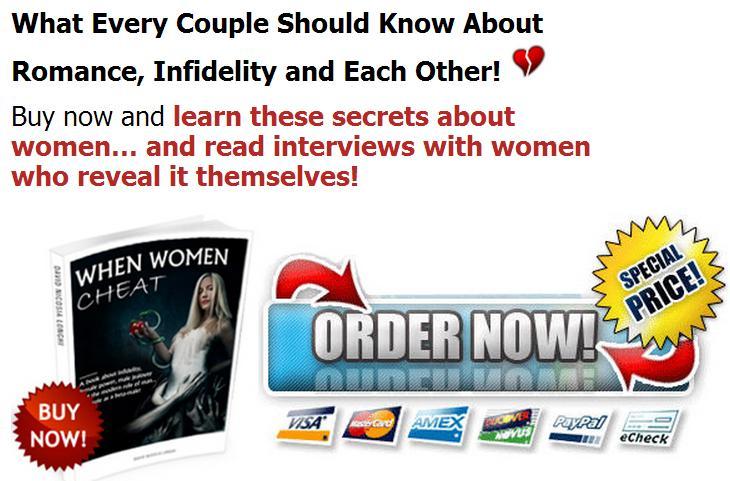 When Women Cheat - eBook