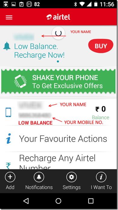 my-airtel-android-prepaid-balance
