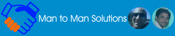 Paid guidance at Man to Man Solutions